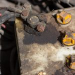 Remove Corrosion From The Car Battery