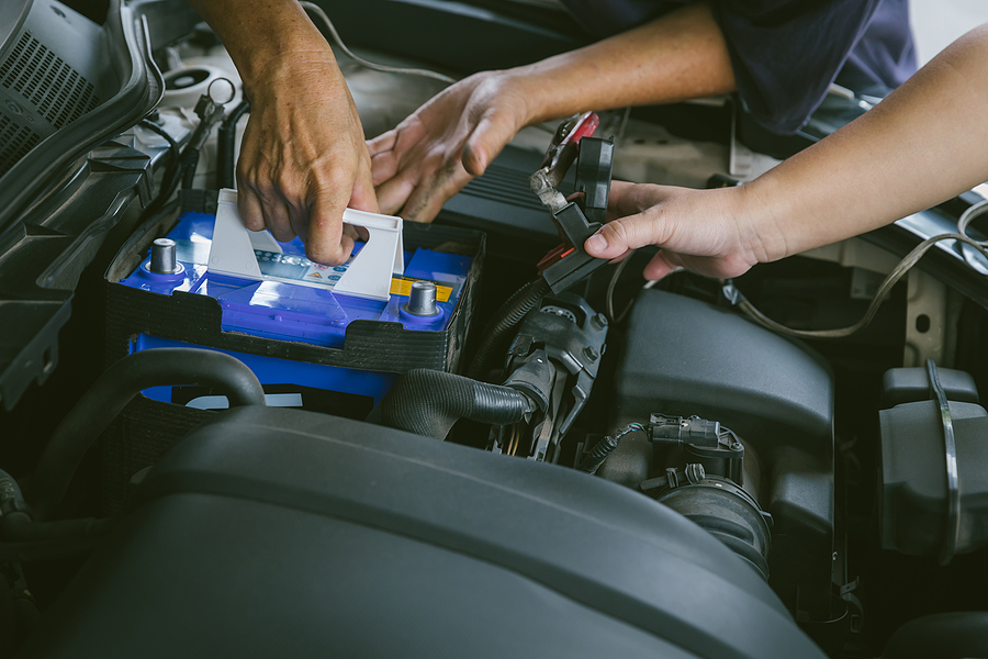Robust Car Battery