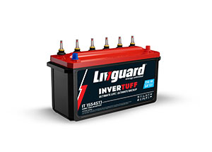 Livguard Inverter Batteries - Features, Warranty